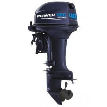 Лодочный мотор PowerTec PP40AERTL